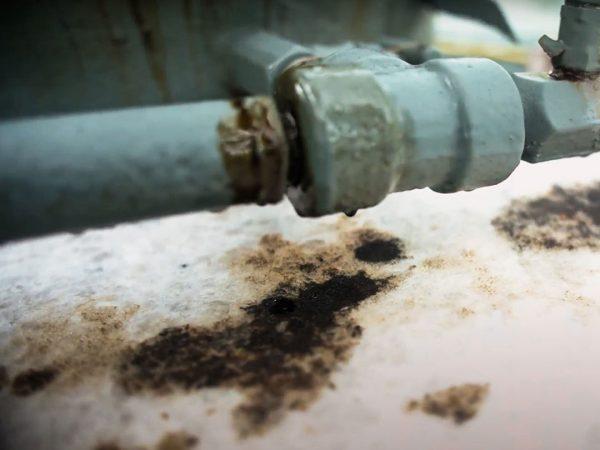 Husky Polyback Oil Filter Pad