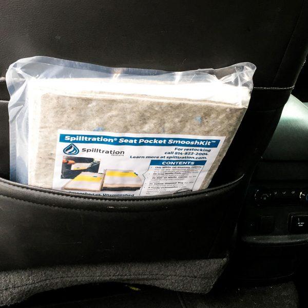 Seat Pocket SmooshKit