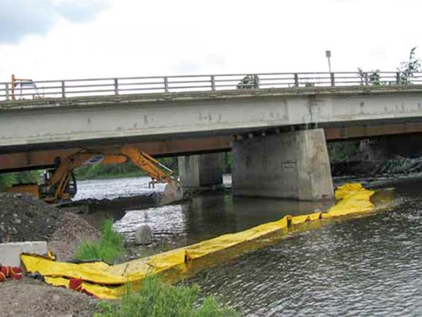 Instant CofferDam - Bridge Pier