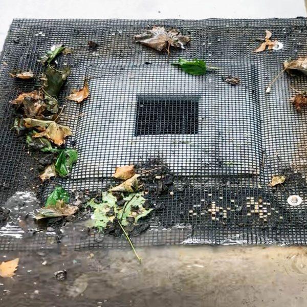 HuskyGuard Above-Drain Stormwater Filter