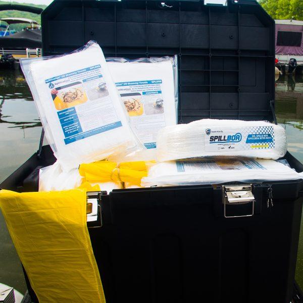 SPL066 Spilltration® Marine SpillStorm Oil Spill Kit