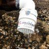 Drainiac Petroleum Filter Valve in Action