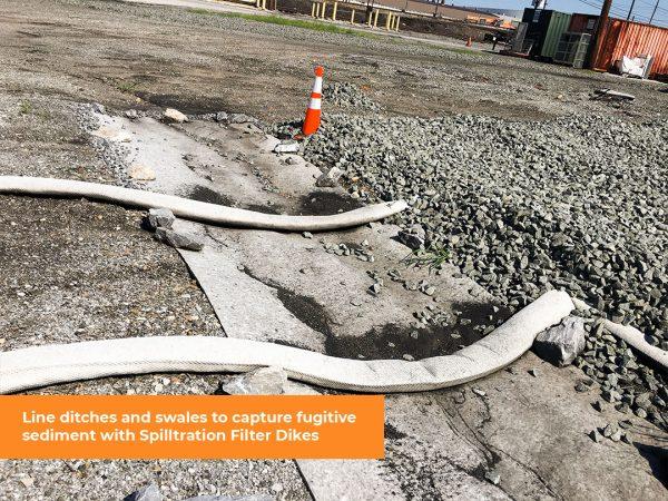 HalenHardy Oil and Sediment Filter Dike