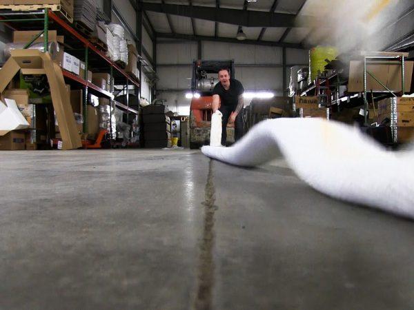 Spilltration® SpillBoa® Oil Absorbent Barrier Boom
