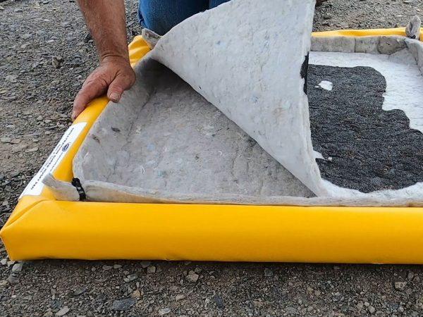 Spilltration Super Husky Pan