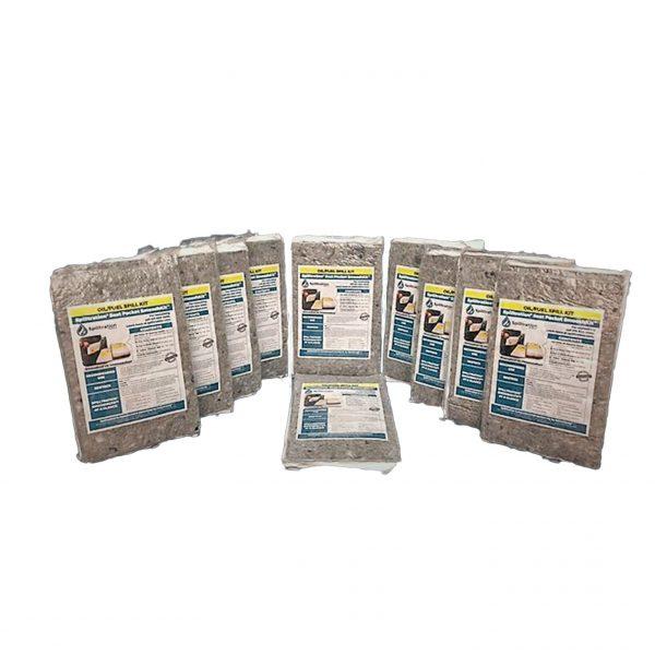Spilltration® Seat Pocket Oil Spill SmooshKit
